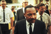 1965 Martin Luther King Jr at Montreat
