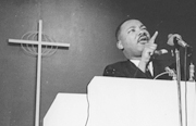1965 Martin Luther King Jr. in Montreat
