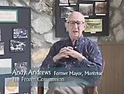 Andy Andrews on the Frozen Communion