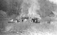 Orphanage Fire 1905