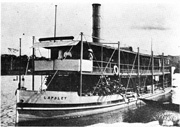 SN Lapsley steamboat